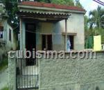 casa de 2 cuartos $18000 cuc  en calle santa rosa puentes grandes, plaza, la habana