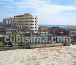penthouse de 5 y medio cuartos $58000 cuc  en calle concordia cayo hueso, centro habana, la habana