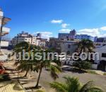 apartamento de 2 cuartos en calle calzada vedado, plaza, la habana