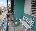 apartamento de 1 cuarto en calle infanta cayo hueso, centro habana, la habana