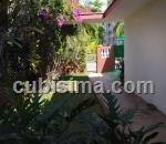casa de 5 cuartos $280000 cuc  en flores, playa, la habana