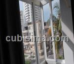 apartamento de 1 cuarto $650 cuc  en calle 3ra vedado, plaza, la habana