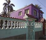 casa de 2 cuartos en calle 1ª b playa santa fe, playa, la habana