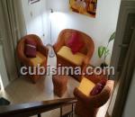 apartamento de 2 cuartos $58000 cuc  en calle lamparilla habana vieja, la habana