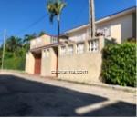 casa de 3 cuartos $240000 cuc  en calle tercera  flores, playa, la habana