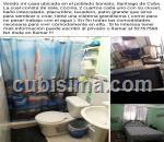 casa de 2 cuartos $13000 cuc  en santiago, santiago de cuba