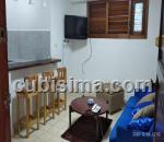 apartamento de 1 cuarto $45 cuc  en calle 25 vedado, plaza, la habana
