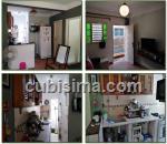 apartamento de 2 cuartos $25000 cuc  en calle 47  versalles, la lisa, la habana