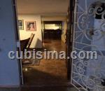 casa de 2 cuartos $1 cuc  en vedado, plaza, la habana
