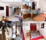 apartamento de 1 cuarto $14000 cuc  en miramar, playa, la habana