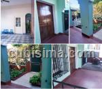 casa de 2 cuartos en calle 62 ampliación de almendares, playa, la habana