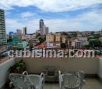 apartamento de 2 y medio cuartos $130000 cuc  en calle 15 vedado, plaza, la habana