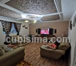 apartamento de 2 cuartos $17000 cuc  en calle 3ra modelo, regla, la habana
