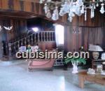 casa de 5 cuartos $105000 cuc  en calle santa maria aldecoa, plaza, la habana