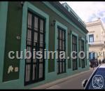 casa de 5 cuartos en calle lamparilla  habana vieja, la habana