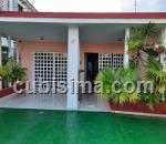 casa de 3 cuartos en calle pallares d´beche, guanabacoa, la habana