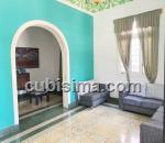 casa de 6 cuartos $550000 cuc  en ampliación de almendares, playa, la habana