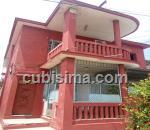 casa de 2 cuartos en calle 74  ampliación de almendares, playa, la habana