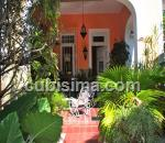 casa de 4 cuartos $180000 cuc  en vedado, plaza, la habana
