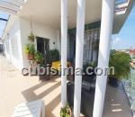 penthouse de 4 cuartos $250000 cuc  en vedado, plaza, la habana