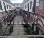 apartamento de 1 cuarto $14000 cuc  en calle príncipe  cayo hueso, centro habana, la habana