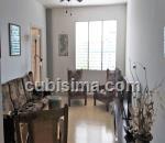apartamento de 3 cuartos $100000 cuc  en vedado, plaza, la habana