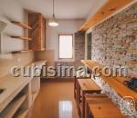 apartamento de 2 cuartos $100000 cuc  en calle línea vedado, plaza, la habana