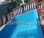 casa de 5 cuartos $200 cuc  en calle 482 guanabo, habana del este, la habana