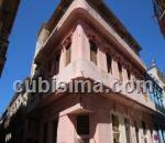 apartamento de 4 cuartos $1 cuc  en calle tejadillo habana vieja, la habana