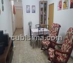 apartamento de 2 cuartos $77000 cuc  en vedado, plaza, la habana