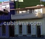 casa de 3 cuartos $75000 cuc  en san leopoldo, centro habana, la habana