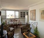 apartamento de 2 cuartos $40000 cuc  en calle malecón vedado, plaza, la habana