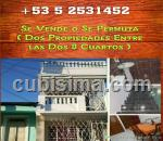 casa de 8 cuartos $50.00 cuc  en pogolotti, marianao, la habana