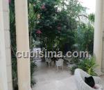casa de 4 cuartos $210,000.00 cuc  en calle d vedado, plaza, la habana