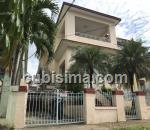 casa de 9 cuartos $297,000.00 cuc  en calle ave. 25 la sierra, playa, la habana