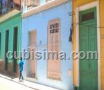 casa de 2 cuartos $140,000.00 cuc  en calle plaza vieja santa clara, habana vieja, la habana