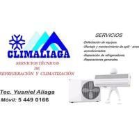 Servicios técnico de Refrigeración y Climatización/Llame ya /54490166