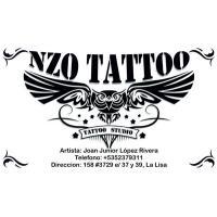 """Estudio de Tatuaje """"Nzo Tattoo"""", donde tu satisfacción es mi gozo."""
