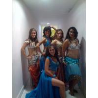Grupo de Danza arabe Belly Nigth Dancer