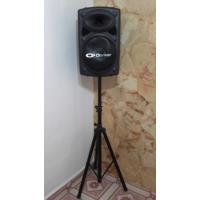 320...OFERTON…Equipo de Audio + Pedestal (Tripoli)-Transporte Incluido