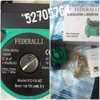 Presurizador Federalli 6 Bar-140W+entrega gratis