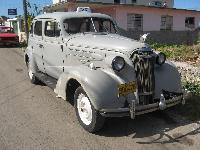 Alquiler de auto antiguo