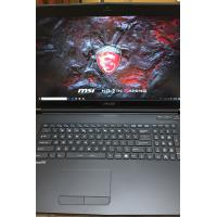 Laptop msi 4K 16 gb de ram