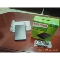 Aproveche la rebaja se vende disco de 1 teral marca Toshiba a 85.00 CUC
