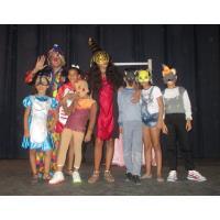 clases de canto, danza, teatro y artes plásticas para niños y adolescentes