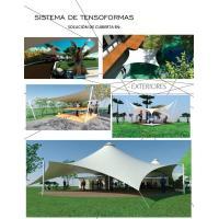 SISTEMAS DE SOMBRAS VARIOS - CARPAS, TENSOFORMAS