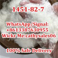 Wholesale 2-Bromo-4-Methylpropiophenone CAS 1451-82-7