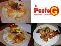 """Restaurant - Cafetería """"Punto G"""""""