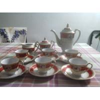 Se vende Servicio de café y té de porcelana japonesa. (Antigüedades)
