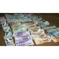 Empréstimo de dinheiro.
